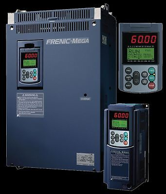 Variable Frequency Drive Vfd For 5hp 3 Phase Electric Motor 230 V