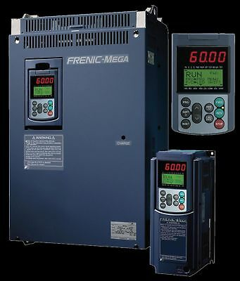 VARIABLE FREQUENCY DRIVE (VFD) FOR 150HP 3 PHASE ELECTRIC MOTOR 230 V