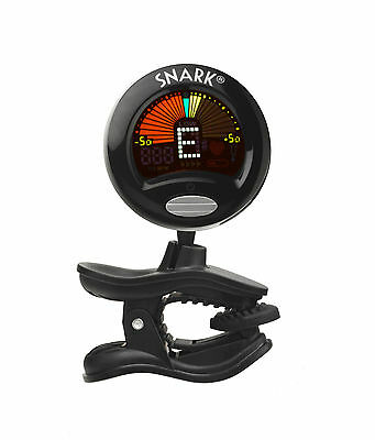 Snark SN-5X Tuner for Guitar, Bass and Violin Black