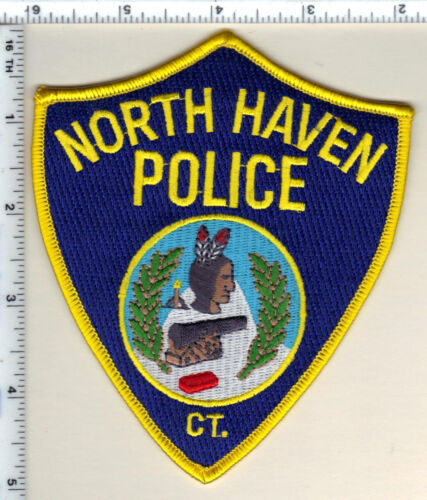 North Haven Police (Connecticut) Shoulder Patch - new from 1992