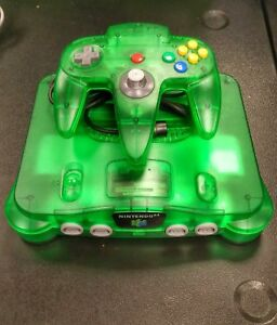 Jungle Green Console