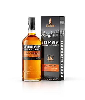 Auchentoshan American Oak Lowlands Single Malt Scotch Whisky 0,7l, alc. 40 Vol.-