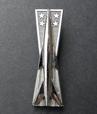 MISSILE MAINTENANCE ROCKET POCKET BADGE BASIC US AIR FORCE USAF 1.75 INCHES