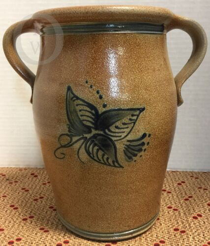 2004 Rowe Pottery*Historical Collection*Ovoid Crock/Jug 17316F S205