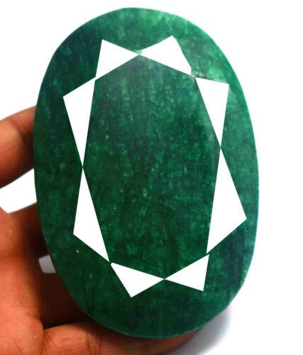 Green Emerald 2030Ct Certified Natural Superb Big Size Gemstone Best Offer DG183