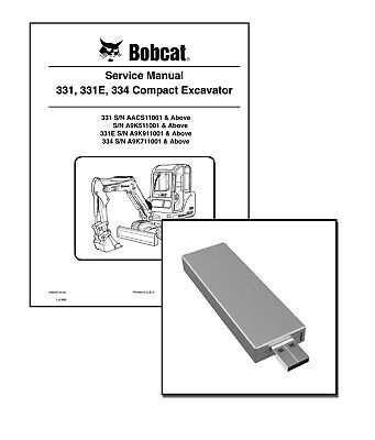 Bobcat 331 | Owner's Guide to Business and Industrial Equipment