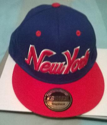 KBethos New York Snapback hat
