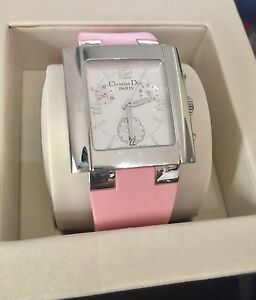 Unisex Christian Dior Chronograph Watch Strathfield Strathfield Area Preview