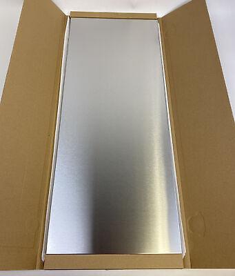 """IKEA GREVSTA DOOR FOR Kitchen Cabinet 12x30"""" Stainless Steel 902.674.34 New"""