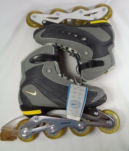 Nike Mens N-Dorfin 5 Inline Skates Rollerblades Comp Lite Flexposite New US 10