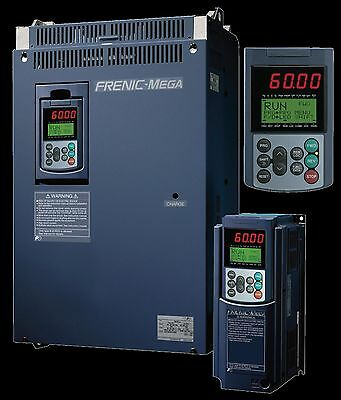 VARIABLE FREQUENCY DRIVE (VFD)/ PHASE CONVERTER 50 HP, 230V, ELECTRIC MOTOR