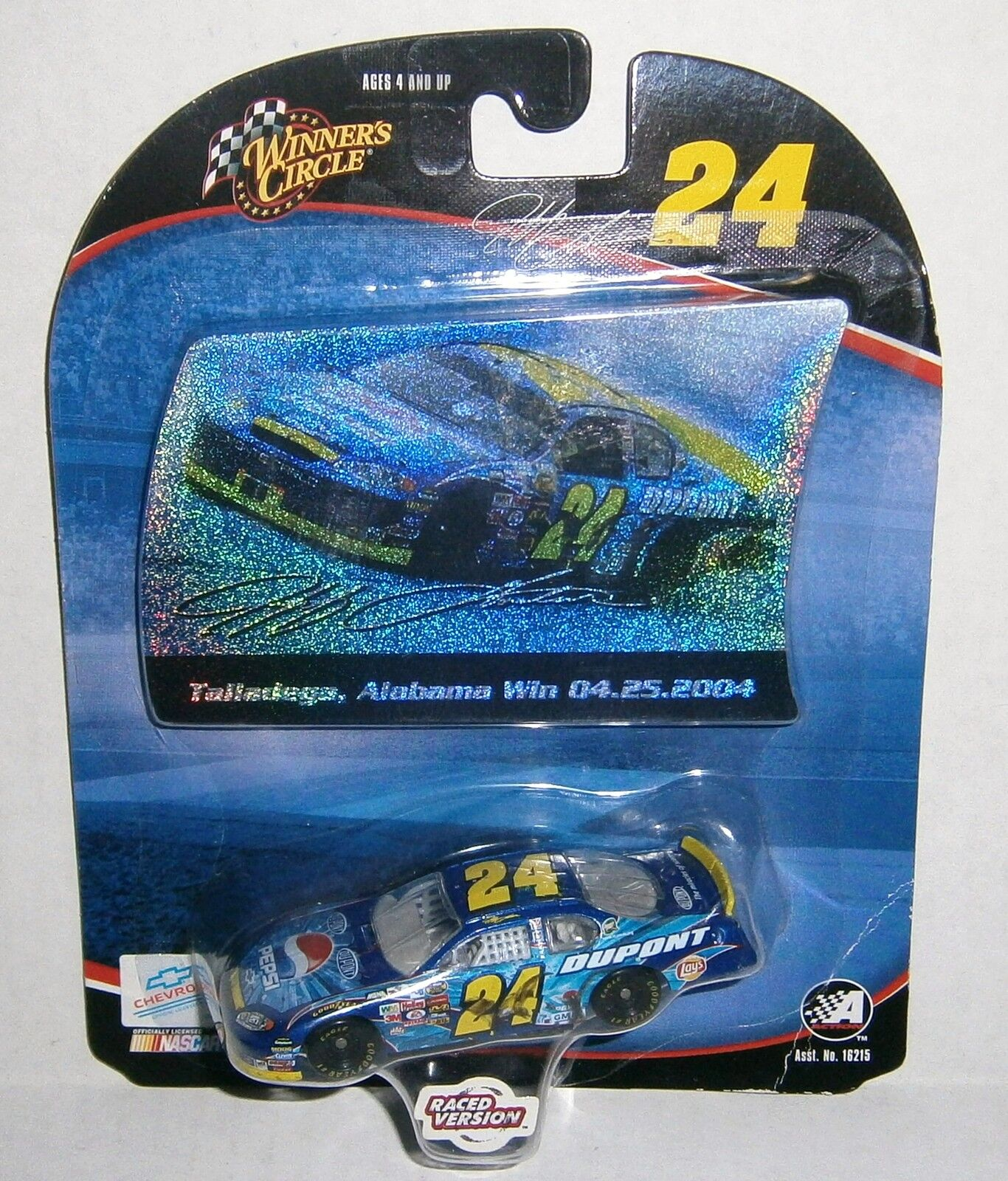 Jeff Gordon #24 Winners C....<br>