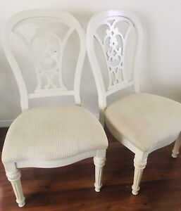 MOVING SALE LOUIS DINING ROOM CHAIRS