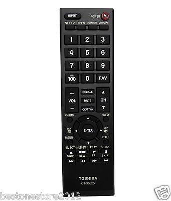 New Toshiba TV Remote CT-90325 for 23L1350U 23L2300U 29L1350U 32L2300U 32L1350U