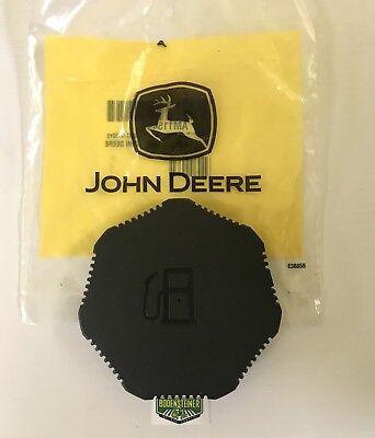 JOHN DEERE OEM FUEL TANK CAP AM115497 LX172 325 G100 GX325 F680 HD45 G15 GS75