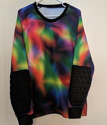 57a0faa8188 Brava Adult Goalkeeper Jersey / Goalie Shirt -- Size XL, Brand New w/tags