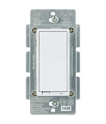 GE Z-Wave Wireless Smart Lighting Control Smart Switch, On/Off, In-Wall, I..