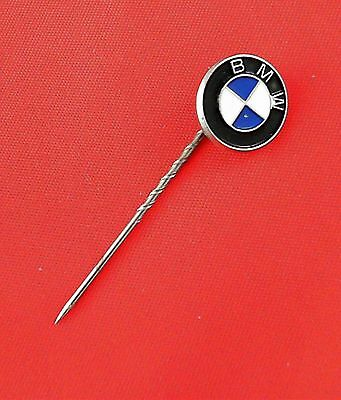Anstecknadel Badge Auto BMW Logo gross lackiert