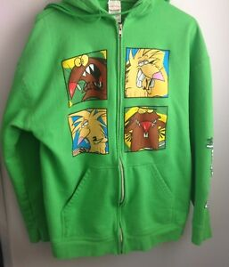 Men's Angry Beavers & Ninja Turtles Hoodies
