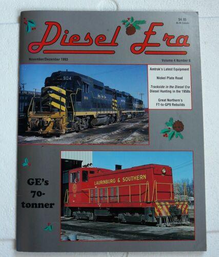 Diesel Era Volume 4 Number 6