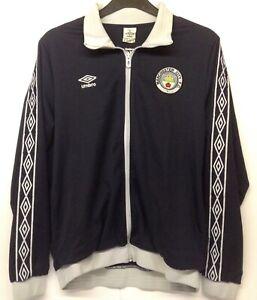 997219e72d1 Manchester City Umbro Track Jacket Size XL