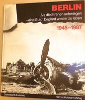 Berlino Come I Sirene Sono Stati In Silenzio 1945-1987 Cornelsen Harry V.v. -  - ebay.it