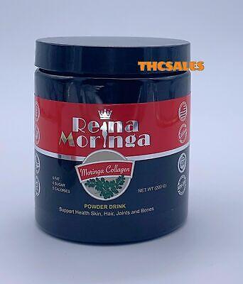 Reina Moringa Collagen Powder Drink 200g Skin Hair Joints & Bones Control Health