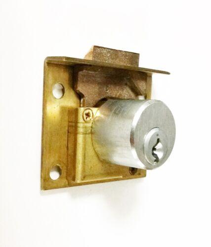 CCL 0666 1/2 Pin Tumbler Half Mortise Keyed Alike Lock Springlatch