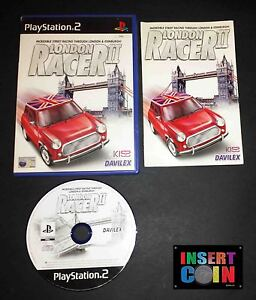 JUEGO-LONDON-RACER-2-PAL-UK-PLAYSTATION-2-PS2-PS3