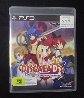 DISAGEA D2: A BRIGHTER DARKNESS - PLAYSTATION 3