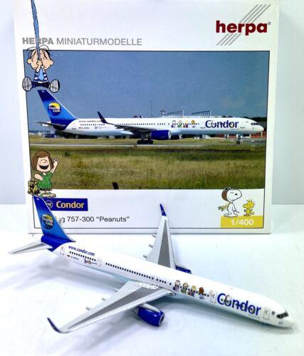 SAFETY CARD Boeing B757-300 CONDOR