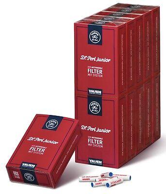 100 VAUEN Dr. Perl Pfeifenfilter 9mm | Pfeife Pipe Aktivkohle Filter