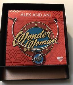 Alex&Ani Wonder Woman bracelet