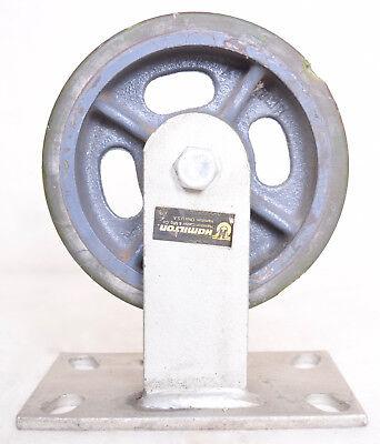 Hamilton 6 X 2 Fixed Plate Caster Wheel