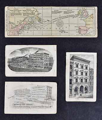1882 Prints & Map of Macullar Parker & Company Boston Store Factory Architecture](Party Store Boston)