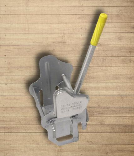 Royce Rolls Ringer Co #15 Stainless Steel Mop Wringer - 12-16