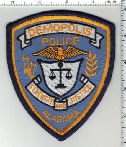 Demopolis Police (Alabama) 3rd Issue Shoulder Patch