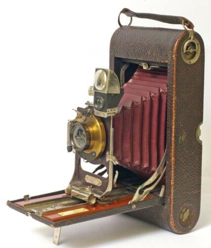 F90484~ Early Version of Eastman No. 3-A Folding Pocket Kodak Model B Camera