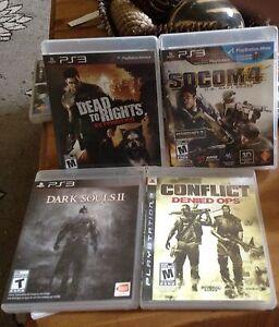 Jeux PlayStation 3 bon etat