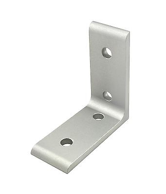8020 Inc T-slot Aluminum 4 Hole Tall Inside Bracket 40 Series 40-4301 N