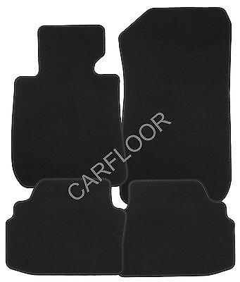 Exclusive Fußmatten für JAGUAR XJ XJ8 X350 beste Qualität Velours Metallzeichen