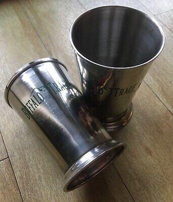 Buffalo Trace Metal Julep Cup - Cocktail Mug