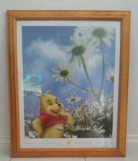 Winnie the Pooh Print Cheltenham Kingston Area Preview