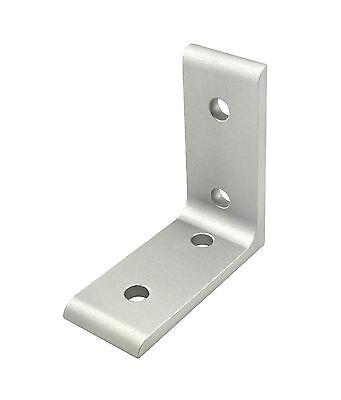 8020 Inc T-slot Aluminum 4 Hole Tall Inside Bracket 15 Series 4301 N