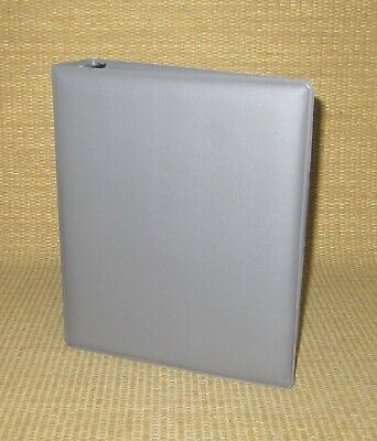 Classic Franklin Coveyquest Gray Durable 1.5 Rings Open Plannerbinder