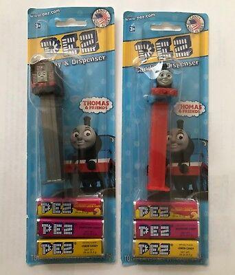 Thomas The Tank Engine PEZ Candy & Dispensers