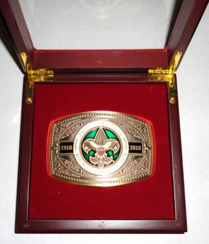 Boy Scouts of America Beautiful 2018 Collector
