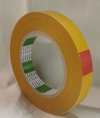 1 Roll Nitto Denko Double Coated Adhesive Transfer Tape 595b .75 X 60 Yards