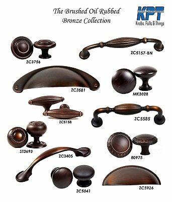 Knobs Handles Pulls Brushed Oil Rubbed Bronze Kitchen/Bathroom Cabinet Hardware Cabinet Hardware Knobs Handle