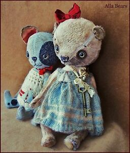 dolls bears artist kind